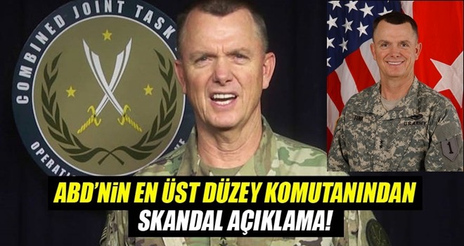 General Paul Funk'tan skandal sözler